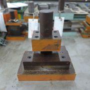 Estampo de Furo Retangular Nº16 ST161 – Usado
