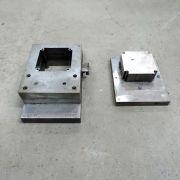 Estampo Quadrado Sem Coluna Para Prensa CD455 - Usado