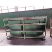 Estante Prateleira de Aço Reforçada Multiuso Industrial – ML373
