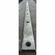 Faca para Guilhotina corte de chapas – VG738 Usado