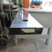 Faca para Guilhotina de Corte de Chapas de Aço AP35 - Usado