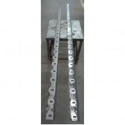 Facas para guilhotina corte de chapas aço - VG809 Usado