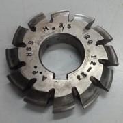 Fresa Circular Módulo 3,5 fazer engrenagens - VG732 Usado