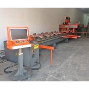 Fresadora CNC para Alumínio curso de 7.000 mm - SH1 Usado