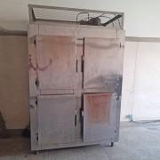 Geladeira Industrial câmara fria 4 Portas em inox - ML95 Usado