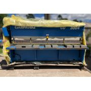Guilhotina Hidraulica CNC Gasparini 3.000 X 6 mm CO 3004 CV1 - Usado