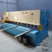 Guilhotina Hidráulica CNC Calvi 3.200 X 3.2 mm AG28– Usado