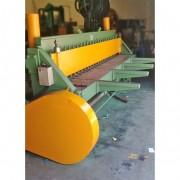 Guilhotina newton para corte de chapas 1/4 x 3000 mm AG14 - Usado