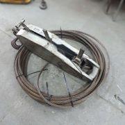 Guincho de Alavanca CIDAM VG124 – Usado