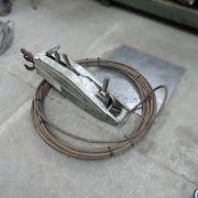 Guincho de Alavanca CIDAM VG126 - Usado