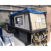 Injetora de plásticos Jasot 180/650 ano 2002 - VN2 Usado