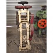Laminadora industrial motorizado ourives para joias - RO1 Usado