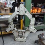 Luneta Fixa para torno mecânico para 3 pontas SC642 - Usado