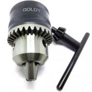 Mandril Goldy Com Chave Linha Leve 16L B18 - Novo