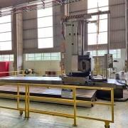 Mandrilhadora Floor Type 6.000 mm de curso - VN73 Usado