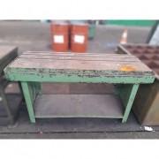 Mesa bancada para furadeira Mello e outras máquinas Industrial - ML465 Usado