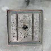 Mesa De Furadeira De Coluna VG87 – Usada