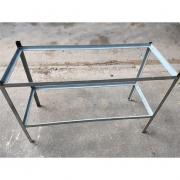 Mesa estrutura De Cantoneira de aço - RX54 Usado