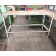 Mesa estrutura De Cantoneira de aço - RX55 Usado