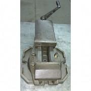 Morsa giratória marca Rohm para máquina - VG569 Usado