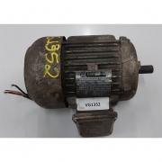 Motor de indução trifásico Eberle 1/2 cv 8 polos - VG1352 Usado