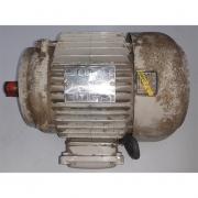 Motor de indução trifásico Eberle 1/2 cv 8 polos - VG1354 Usado