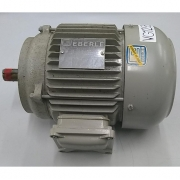 Motor de Indução Trifásico Eberle 1/2cv 8 Pólos - VG1295 Seminovo