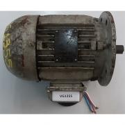 Motor de indução trifásico flangeado WEG 2.0 CV 4 polos - VG1355 Usado