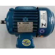 Motor de indução trifásico Voges 1.5 CV 2 pólos - VG1388 Seminovo