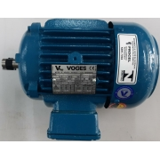 Motor de indução trifásico Voges 1.5 CV 2 pólos - VG1408 Usado