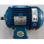 Motor de indução trifásico Voges 1.5CV 2 pólos - VG1365 Seminovo