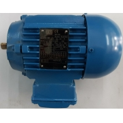 Motor de indução trifásico WEG 0.50 CV 4 pólos - VG1385 Seminovo