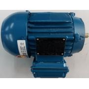 Motor de indução trifásico WEG 1 CV 2 pólos - VG1386 Seminovo
