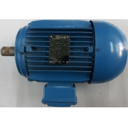 Motor de indução trifásico WEG 3 CV 4 pólos - VG1394 Seminovo