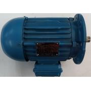 Motor de indução trifásico WEG 3 CV 4 pólos - VG1427 Seminovo