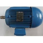 Motor de indução trifásico WEG 3 CV 4 pólos - VG1430 Seminovo