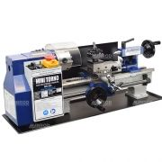 007 Mini Torno Mr-300 180x300mm 220v 60Hz 1Ph 250w