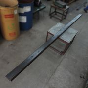 "Perfil de aço ""T"" Soldada VG465 – Usado"