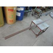Perfil Tira de Chapa aço carbono VG468 – Usado