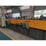 Perfiladeira Nolan Fabricação de Eletrocalhas e Tampas de Pressão PNLV-16650 – VN14 Usado