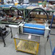 Pistão Hidráulico Marca Schenck SP220 – Usado
