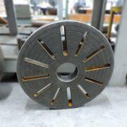 Placa Lisa Para Torno Mecânico 480mm CD776 – Usado