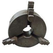 """Placa para torno 3 castanhas universal –210mm/8"""" SC453 Usada"""