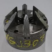 Placa Pratt Burnerd autocentrante para Retíficas e Afiadoras de Brocas 110 mm (4