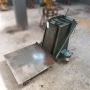 Plataforma Hidráulica Para Estampo Zeloso P E 1000 - RMC17 Usado