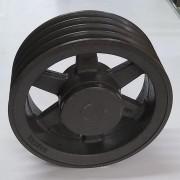 Polia de ferro fundido 300 mm 4 Canais perfil C - VG887 Nova