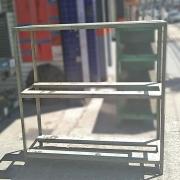 Prateleira Estante de aço - VG1098 Usado