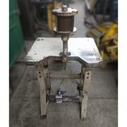 Prensa de bancada Pneumática 500 quilos - GC3 Usado