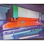 Prensa Dobradeira Hidráulica Calvi 6m x 1/4 200ton - VN20 Seminova