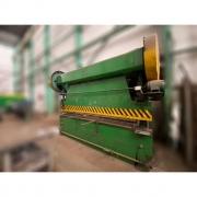 Prensa Dobradeira Mecânica Fobesa de 3 m X 5 mm (100 toneladas) - VN98A Usado